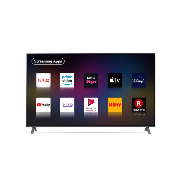 LG 65NANO996NA, 65 Inch NanoCell 8K Ultra HD Smart TV