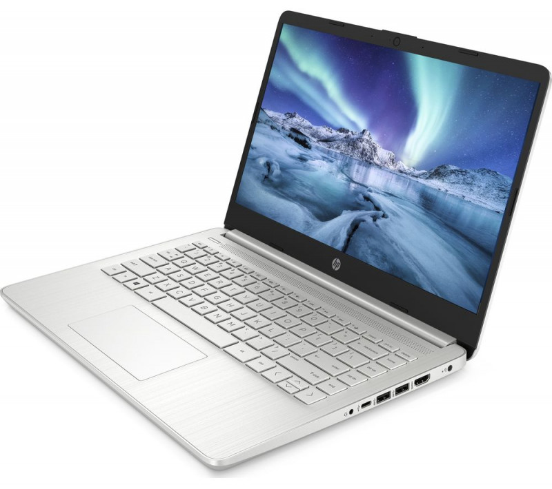 "HP 14s-dq1504sa 14"" Laptop - Intel® Core™ i5, 256 GB SSD, Silver"