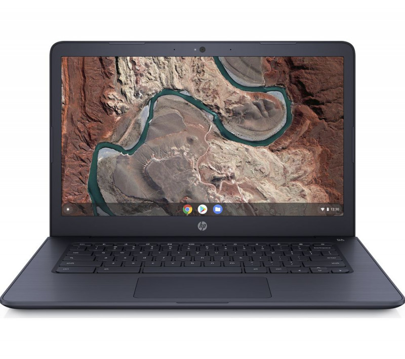 "HP 14"" Chromebook - AMD A4, 32 GB eMMC, Blue"