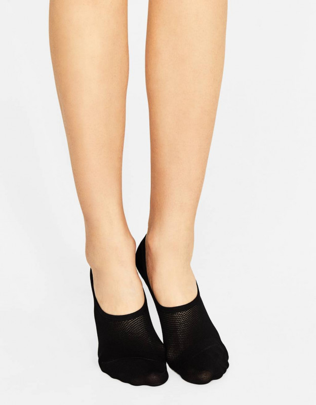 3-Pack of invisible socks