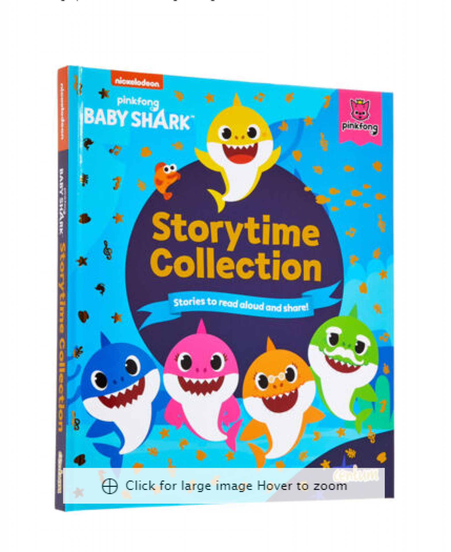 NICKELODEON  Baby Shark Storytime Collection