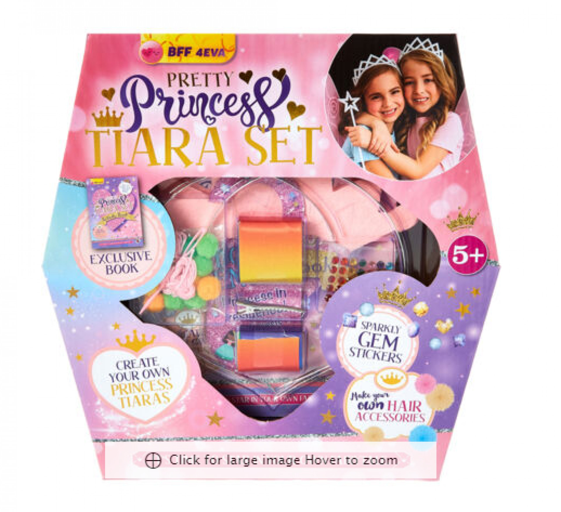 LAUGHING LOBSTER  Pretty Princess Tiara Kit