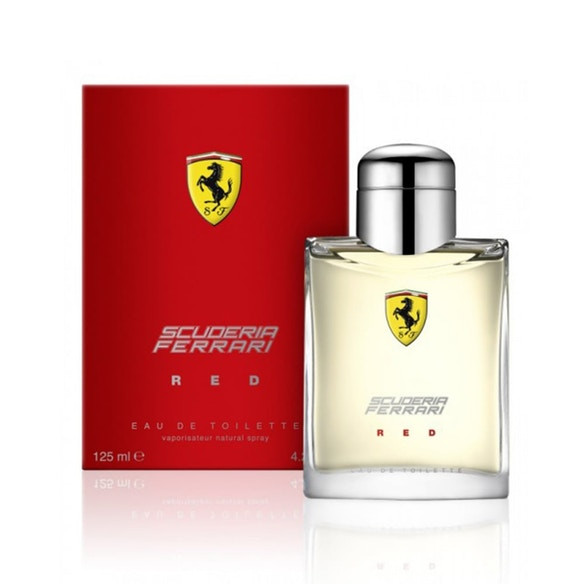 Ferrari Red Eau De Toilette 125ml Spray