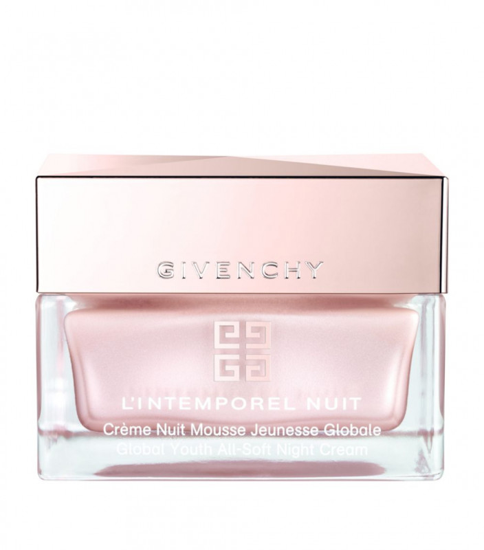GIVENCHY  L' Intemporel Global Youth All-Soft Night Cream (50ml)