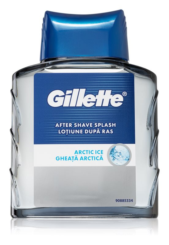 Gillette Series Artic Ice Aftershave Water
