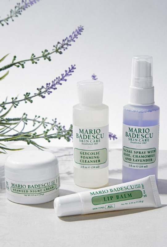 Mario Badescu Mini Must-Haves Set - PM Edition