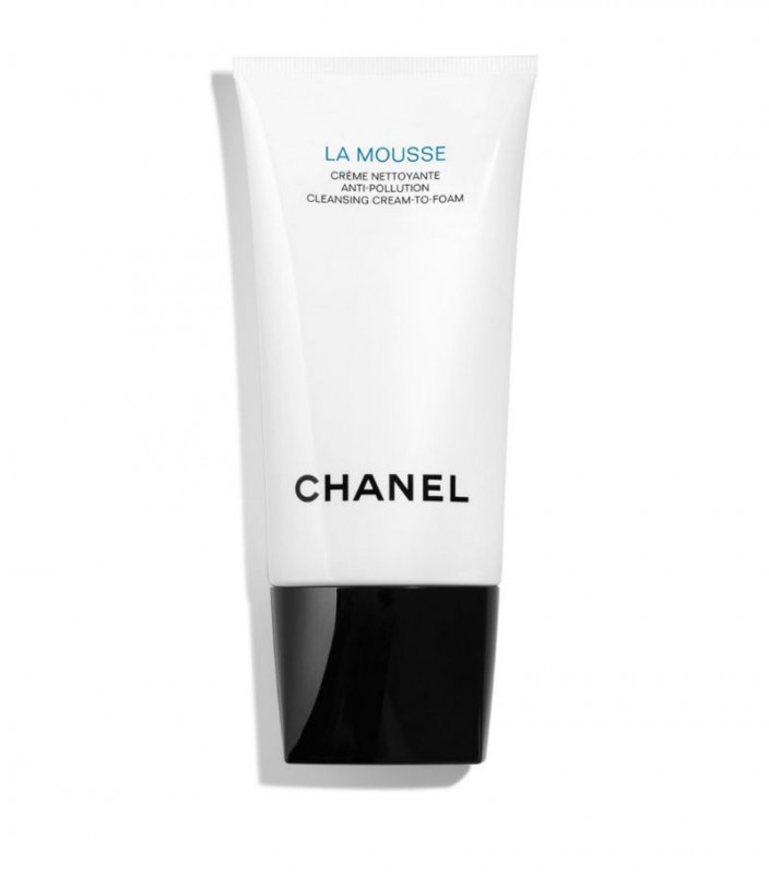 CHANEL  LA MOUSSE  Cleansing Cream-to-Foam