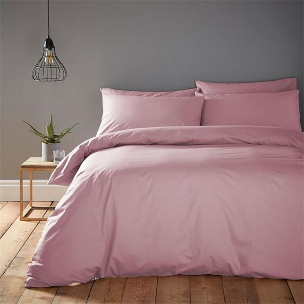 LINEA Cotton Rich Duvet Set