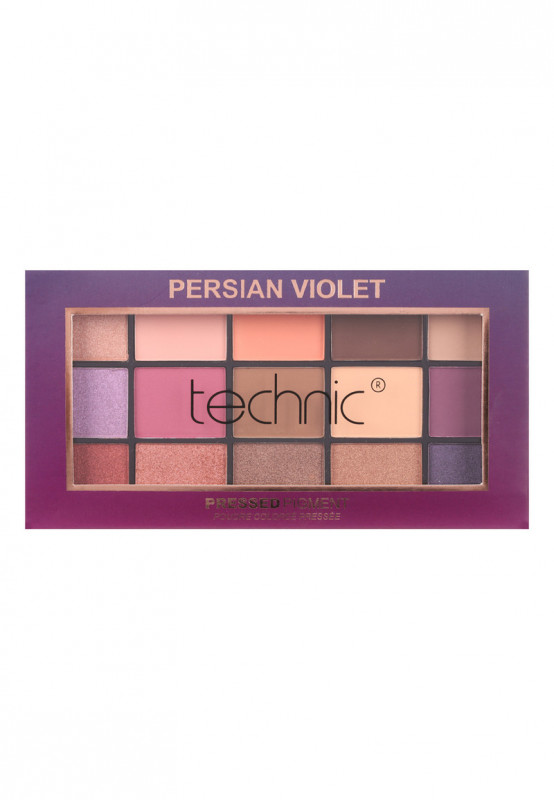 Technic Persian Violet Eyeshadow Palette