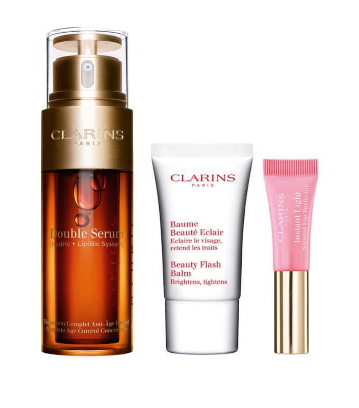 CLARINS  Radiance Collection Gift Set
