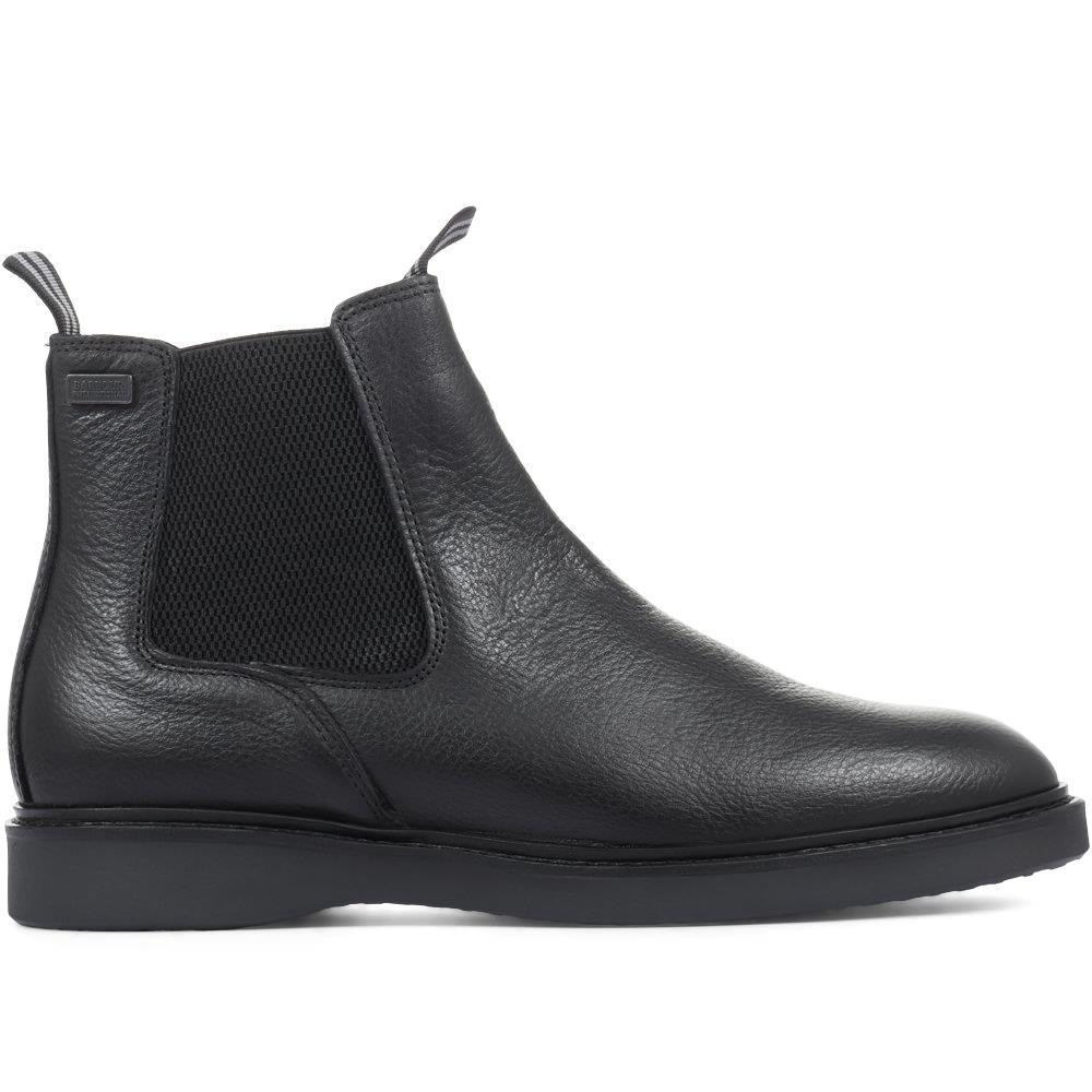 BARBOUR INTERNATIONAL CRANK MEN'S CHELSEA BOOTS