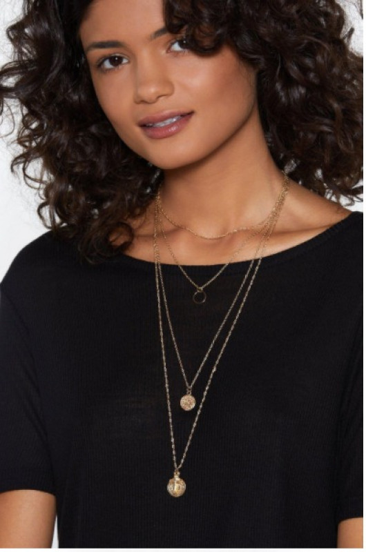 Dainty Layered Chain Necklace