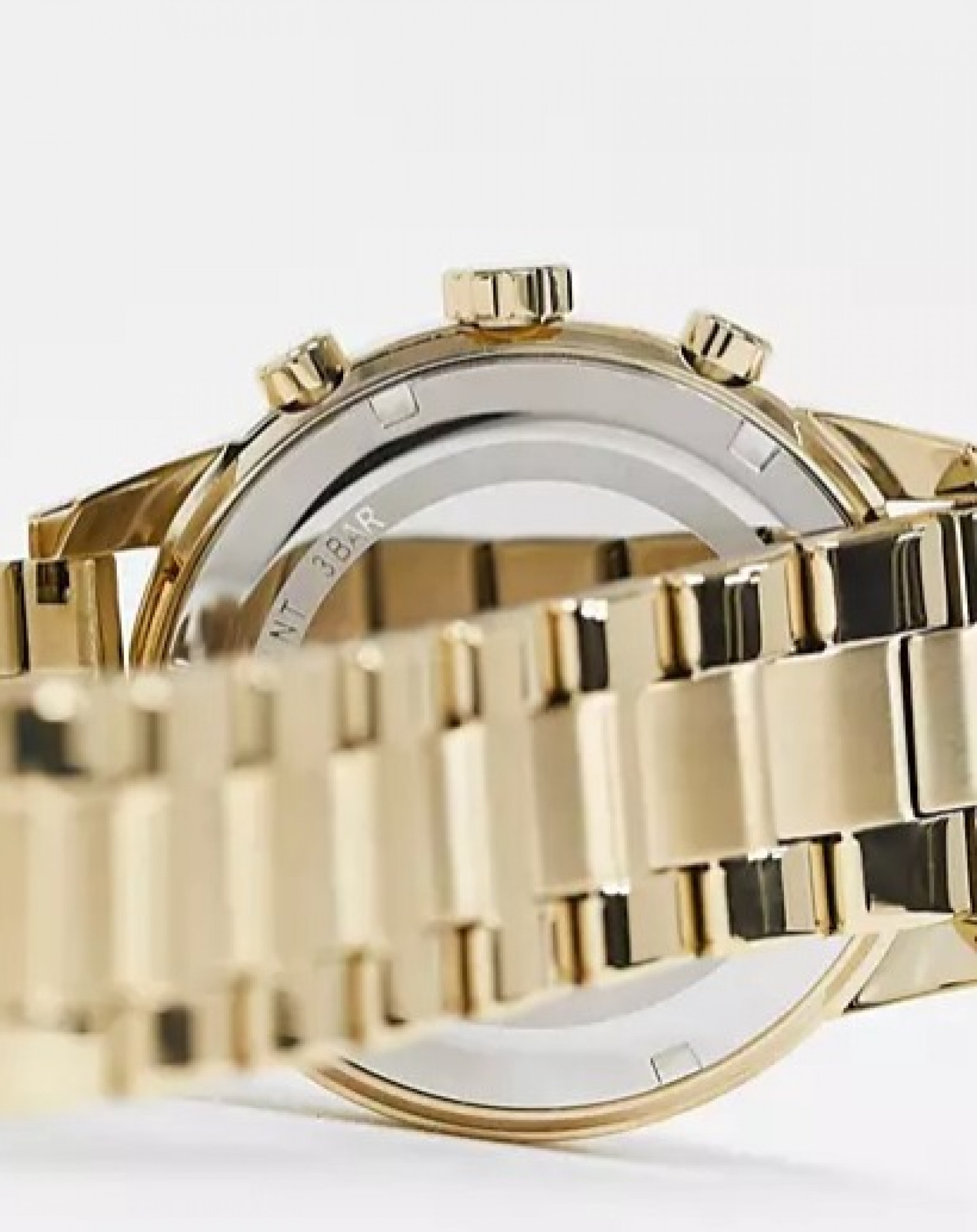 HUGO gold bracelet watch 1530152