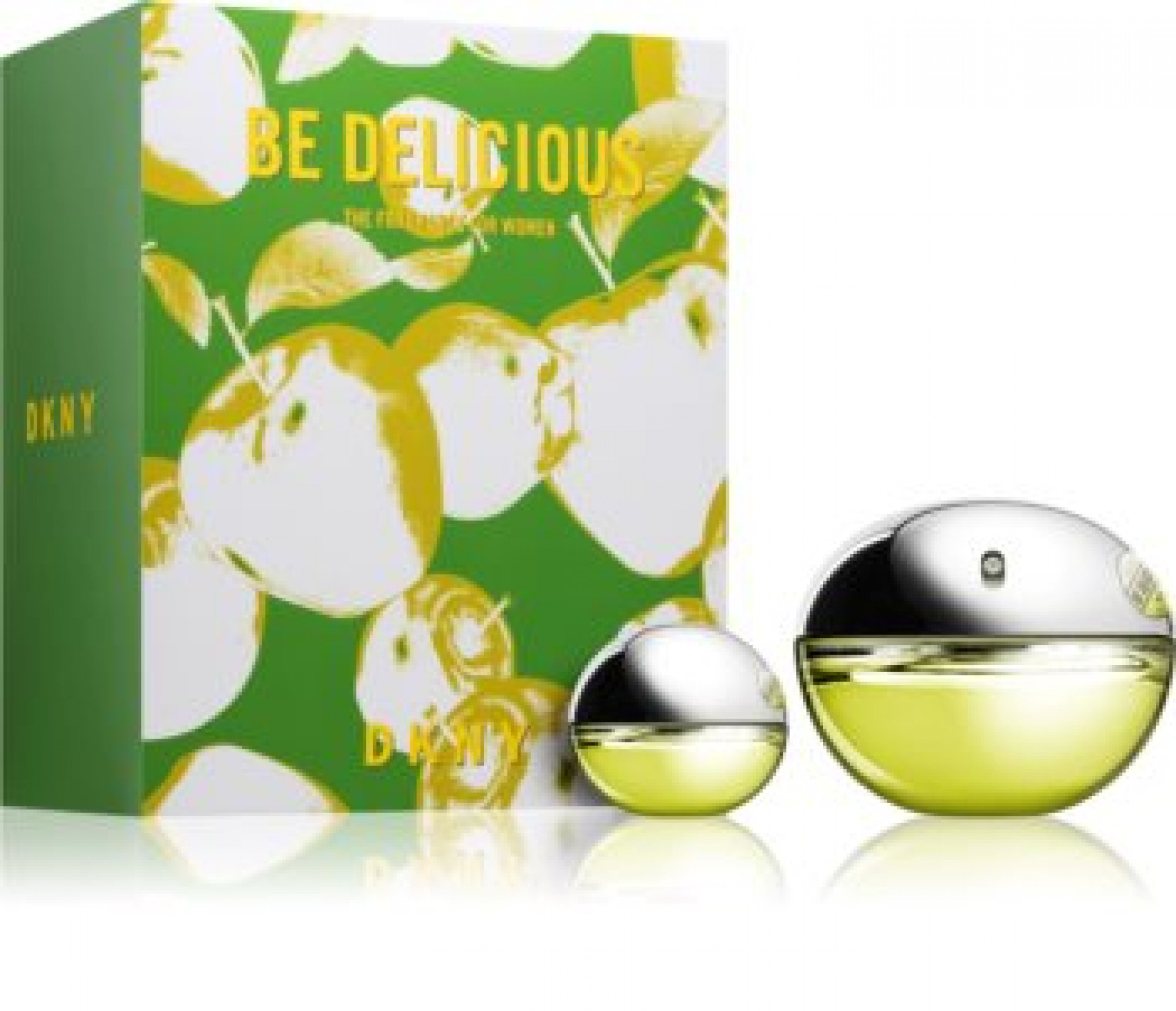 DKNY Be Delicious Gift Set IV. (For Women)