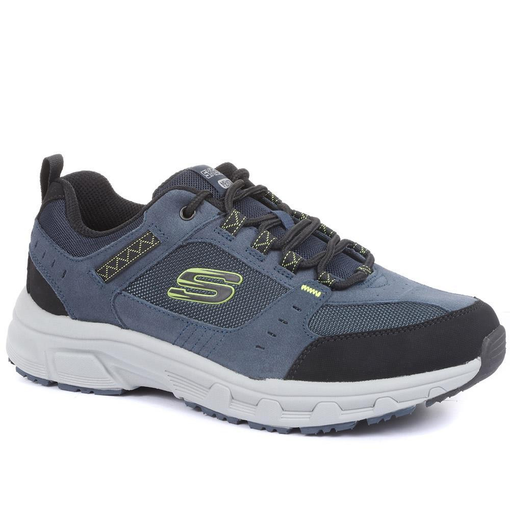 SKECHERS RELAXED FIT: OAK CANYON WALKING TRAINERS