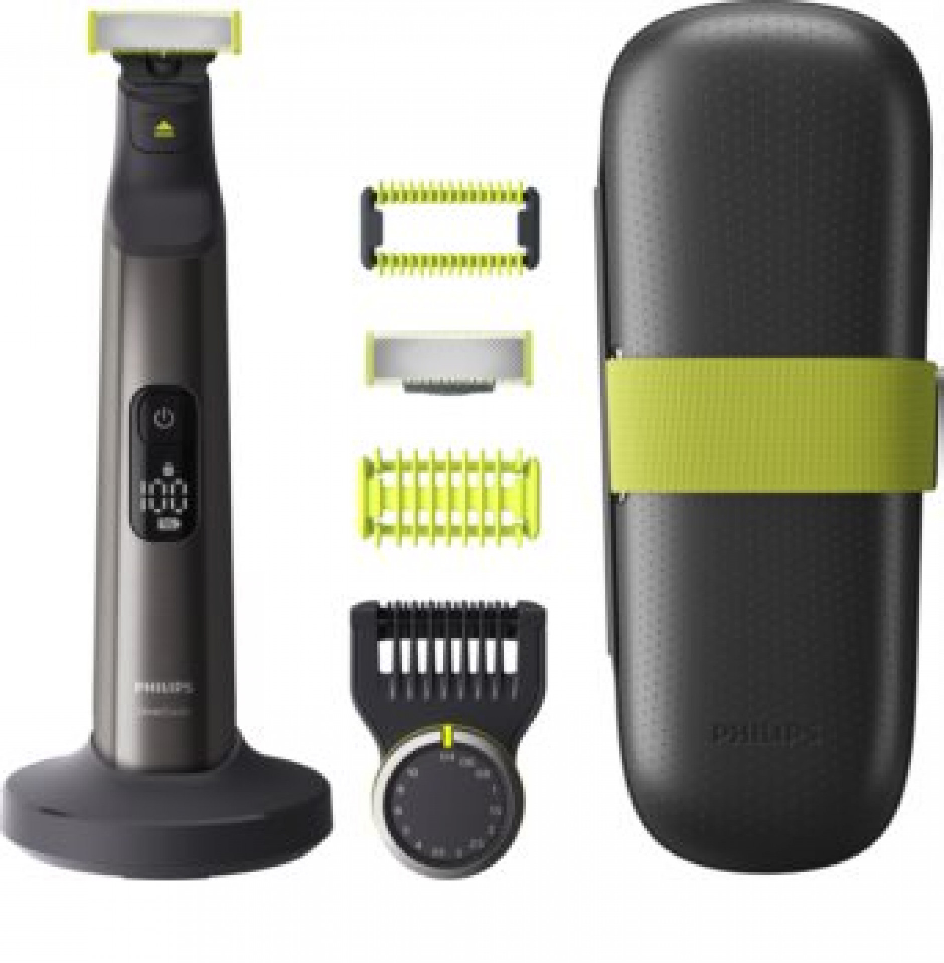 Philips OneBlade Face and Body Pro QP6650/61 Body Hair Trimmer