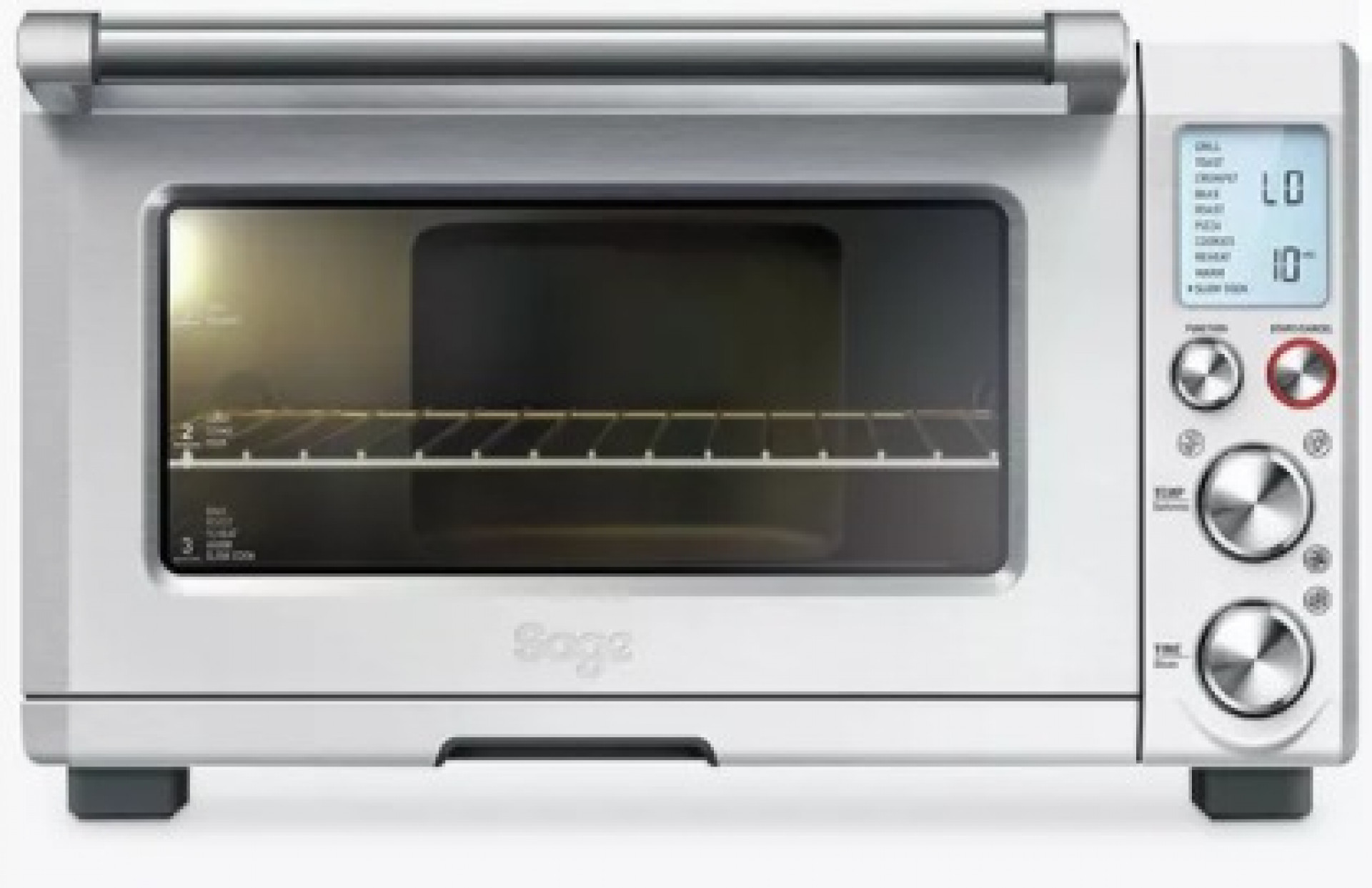 Sage BOV820BSS The Smart Oven Pro, Silver