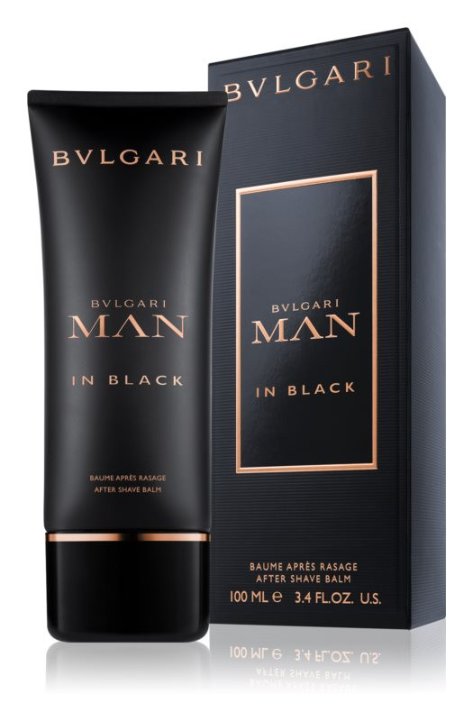 Bvlgari Man In Black After Shave Balm for Men