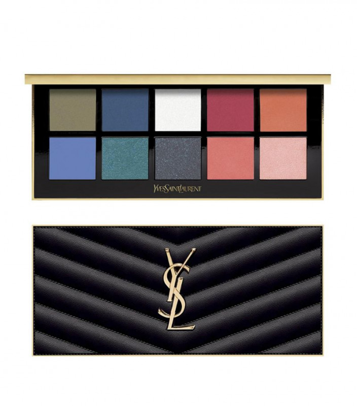 YSL  Couture Colour Clutch Eyeshadow Palette