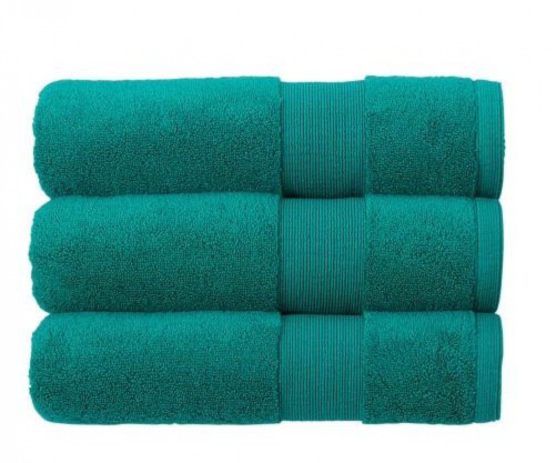 LIVING BY CHRISTY Carnival Pair of Bath Sheets, Emerald