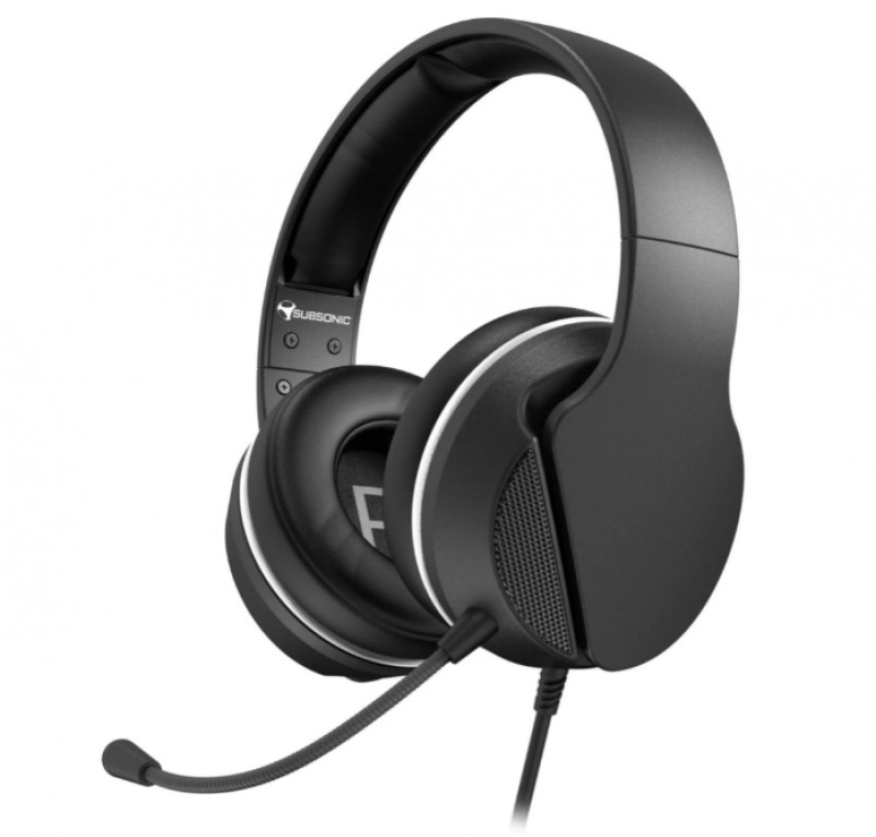 Subsonic Essentials Xbox Series X/S Gaming Headset - Black