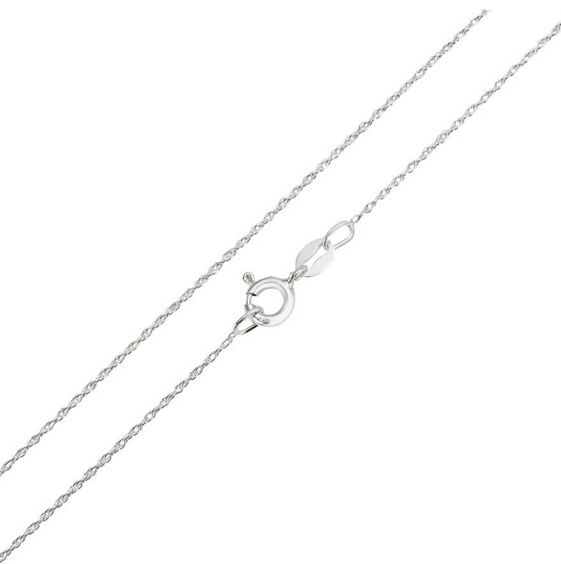 Revere Sterling Silver Prince of Wales 22 Inch Chain