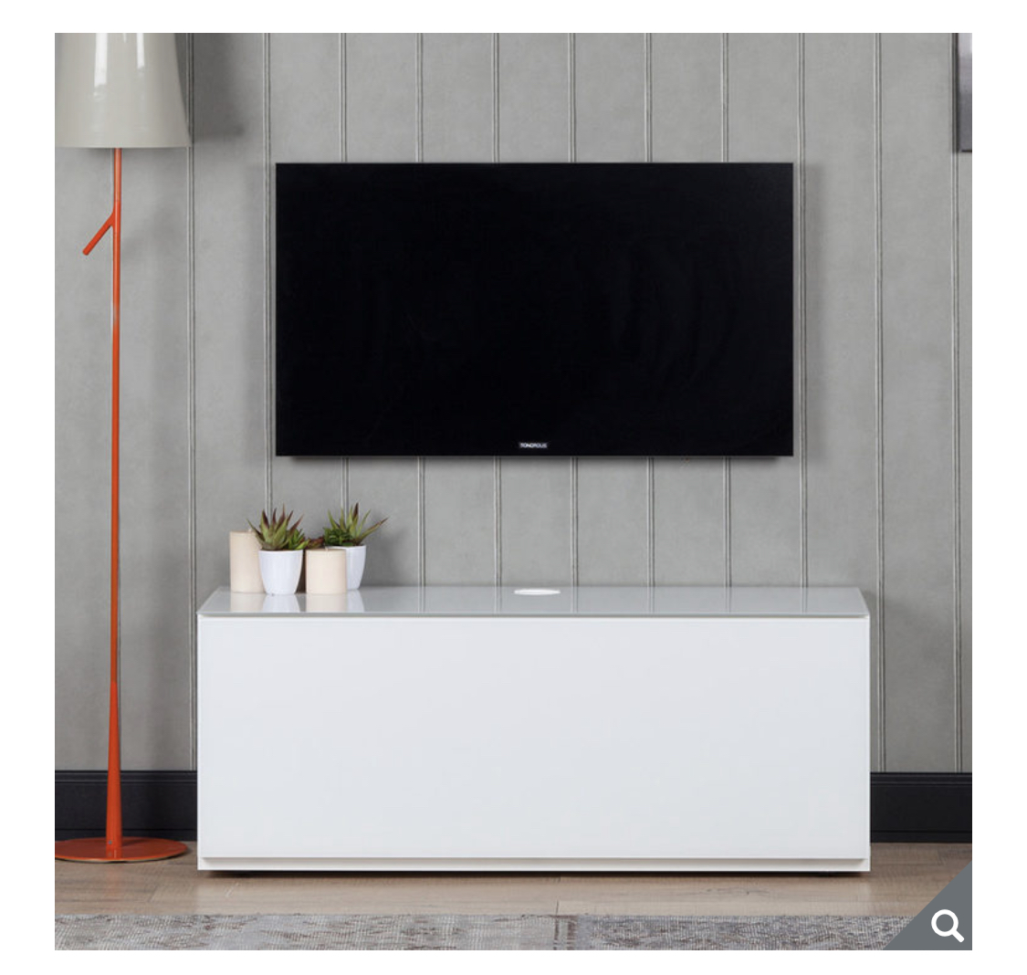 "Sonorous STA110 TV Cabinet for TVs up to 50"" in 3 Colours"