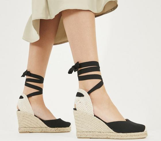 Office Marmalade WF Espadrille Wedges