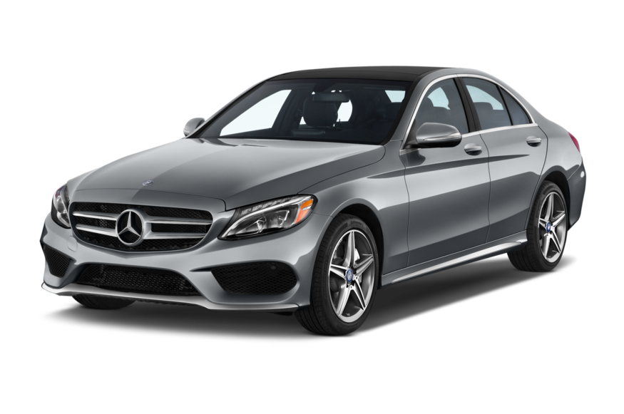 Gray Used Mercedes Benz C300 4 2019 1332