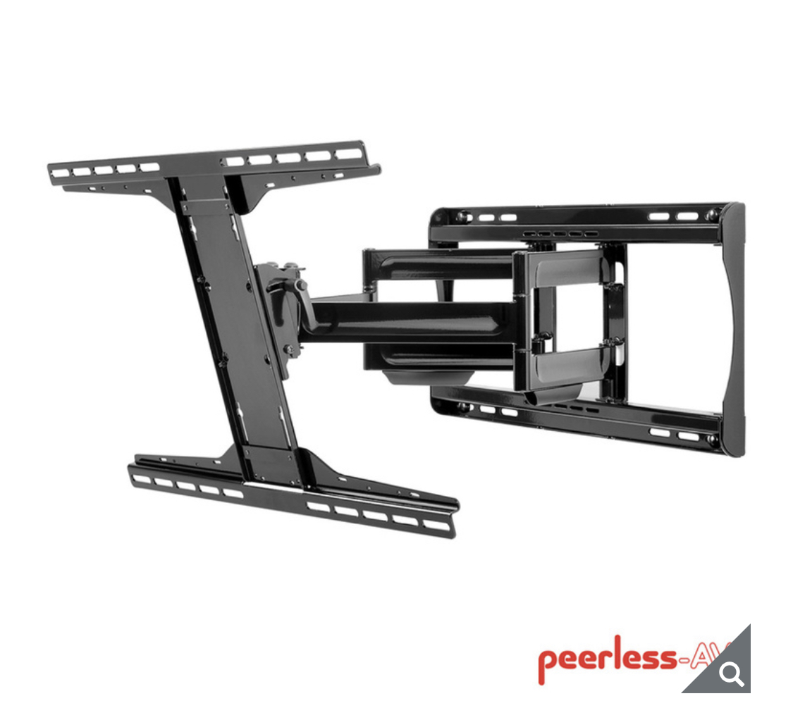 Paramount 39-90 Inch Full Motion TV Wall Mount, PRMA451