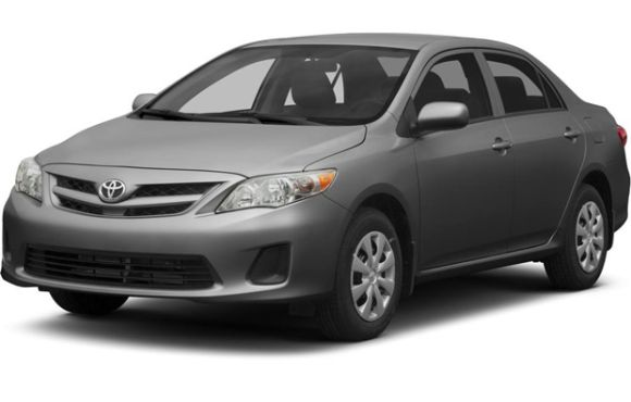 Manufacturer's Refurbished Toyota Corolla 2010 Automatic Left Hand Drive