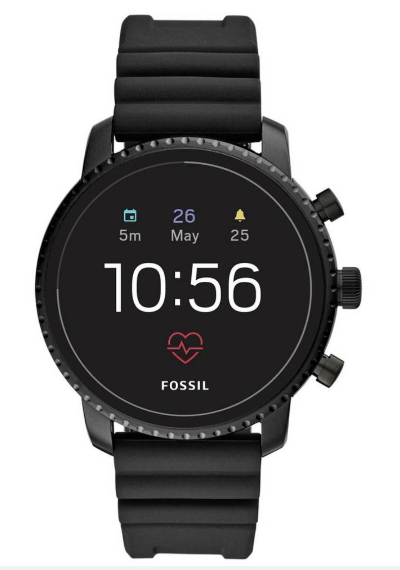 Fossil Explorist Gen 4 HR Smart Watch