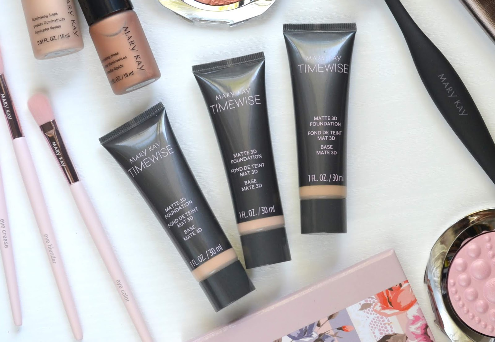 Marykay Foundation & Concealer