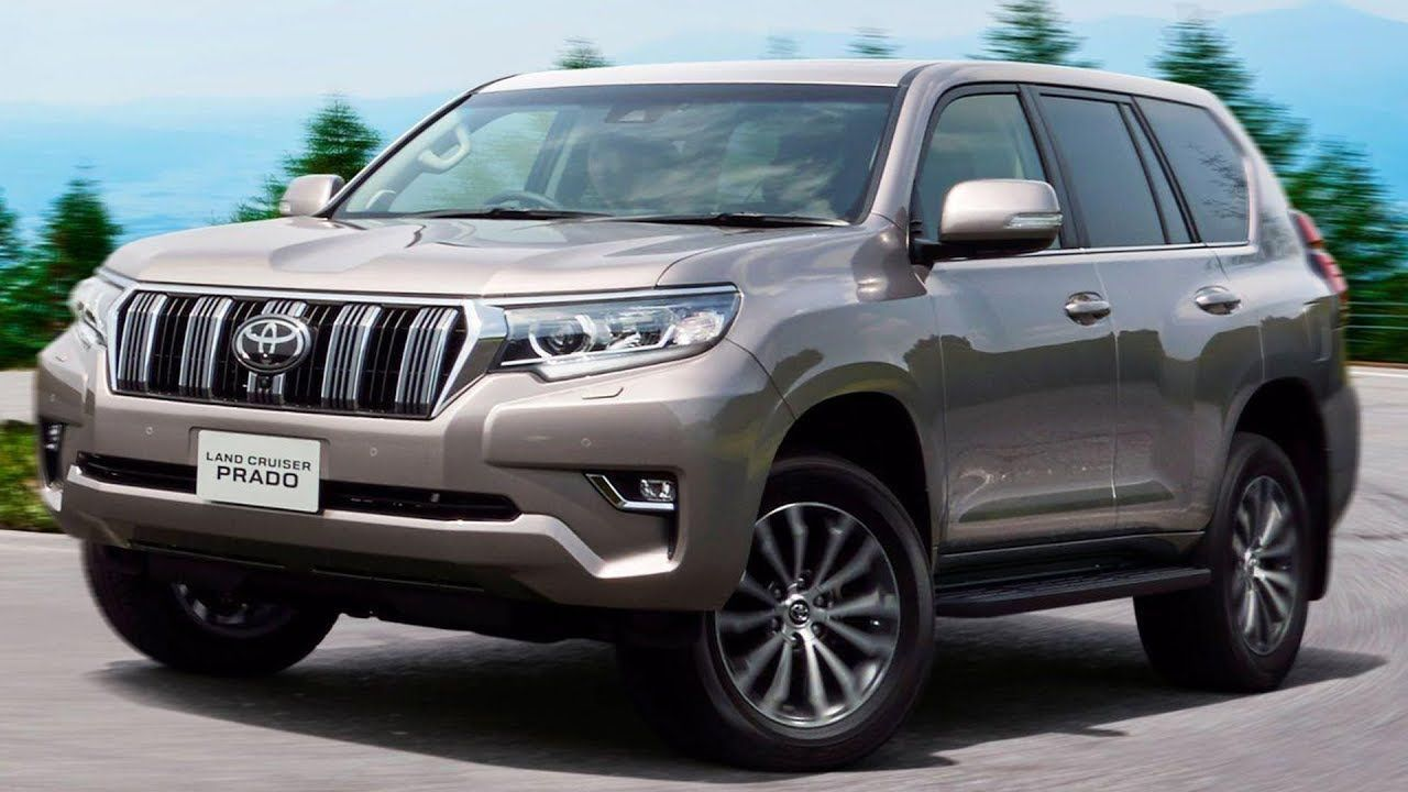 Brown New Toyota Prado 4 2019 0