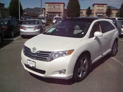 New White Toyota Venza 2015 Automatic Left Hand Drive