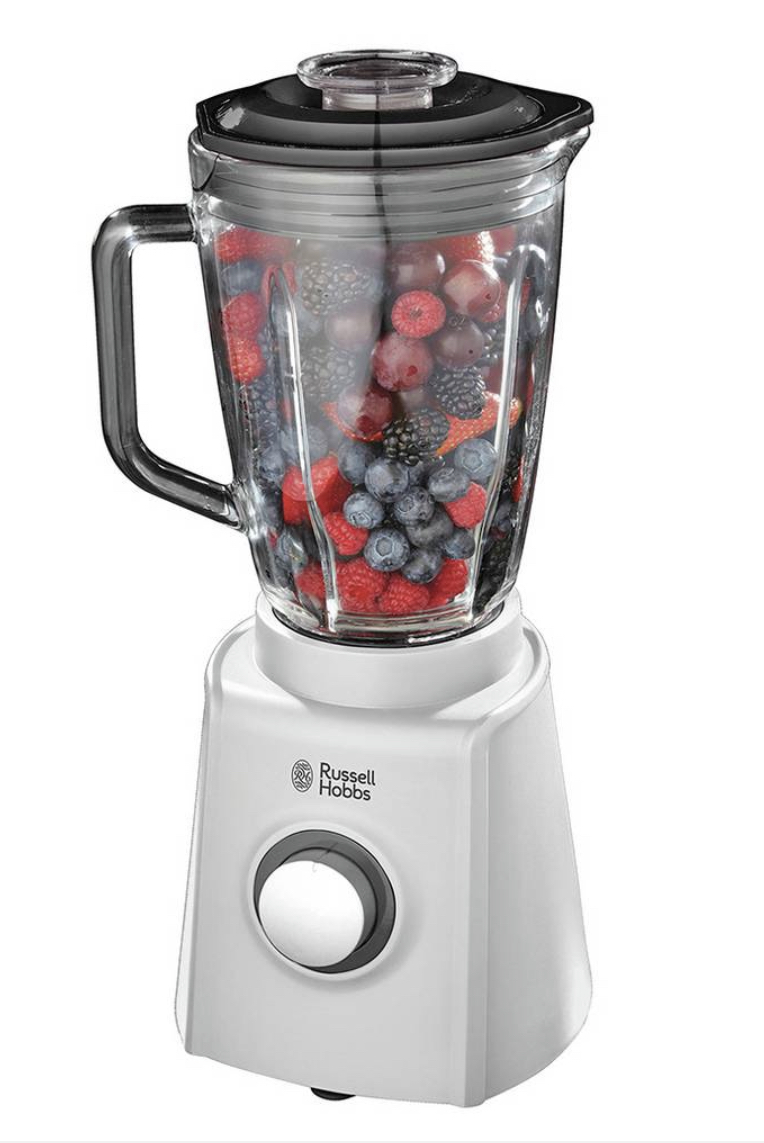 Russell Hobbs Go Create 1.5L Glass Jug Blender