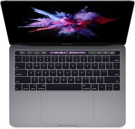 Black Macbook Air 14 inch